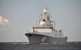 Uy lực vô song của tàu tên lửa khác thường nhất trong quân đội của TT Putin