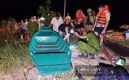 """Bà Rịa – Vũng Tàu: Lực lượng cứu nạn quần thảo trong đêm vớt 3 thi thể """"gặp nạn"""" do lật ghe"""