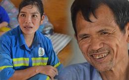 Công nhân thu gom rác bị nợ lương ở Hà Nội nghẹn ngào khi được nhiều mạnh thường quân ủng hộ: 'Tôi vui lắm... có hôm thức cả đêm ở lều vì sợ mất tiền'
