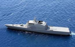 Bị các nước bỏ xa, Hải quân Nga chạy nước rút với mẫu tàu chiến tàng hình mới nhất