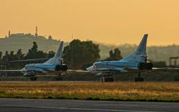 Nga thử nghiệm hàng loạt vũ khí mới ngoài khơi Syria