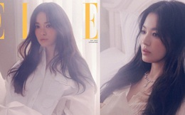 Vạn vật đổi thay riêng nhan sắc Song Hye Kyo là bất biến, nhìn ảnh tạp chí mới mà dân tình gào rú: 'Đẹp, đẹp, đẹp quá đáng!'
