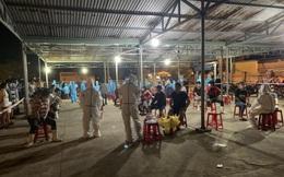 5 ca nhiễm COVID-19 ở Quảng Ngãi ra Đà Nẵng bán cá tại cảng Thọ Quang