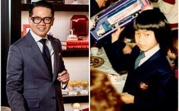 Thái Công khoe ảnh ngày nhỏ, những chi tiết đã khẳng định lối sống thượng lưu từ bé