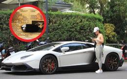 Siêu bò Lamborghini Aventador của hot girl Jessie Lương: Tài liệu chứng tỏ chiếc xe không phải 'hàng đặc biệt'