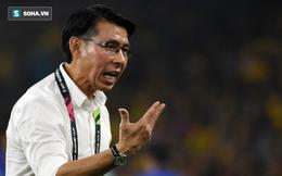 Gạt đi nỗi đau thua 0-10, HLV Malaysia gửi lời thách thức đến UAE