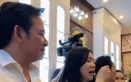 Quang Tèo và Thanh Bi là 2 nghệ sĩ xuất hiện trong nhóm 31 người tụ tập ở thẩm mỹ viện giữa dịch, người trong cuộc nói gì?
