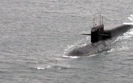Ba tàu đổ bộ bất ngờ bị tàu ngầm Nga áp sát, máy bay săn tàu ngầm Mỹ xuất kích