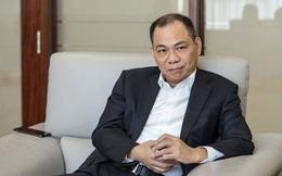 Financial Times viết về 'giấc mơ Mỹ' của ông Phạm Nhật Vượng: Có 'sự tự tin phi thường', tham vọng IPO định giá VinFast 60 tỷ USD, lớn hơn vốn hóa Ford Motor