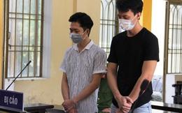 Hai nam thanh niên cướp ngân hàng ở Quảng Nam bằng lựu đạn làm giả từ lon bò húc