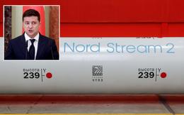 """TT Zelensky lo Nord Stream 2 sẽ """"cướp bát cơm"""" 3 tỷ USD của Ukraine: """"Chỉ Mỹ mới ngăn cản được!"""""""