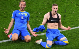 """Kết quả Thụy Điển vs Ukraine: """"Đội bóng may mắn nhất Euro"""" tạo thêm cơn địa chấn lớn"""