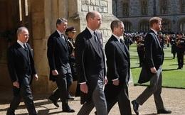 Anh em Hoàng tử Anh lạnh nhạt ngay trước buổi lễ quan trọng tưởng nhớ Công nương Diana
