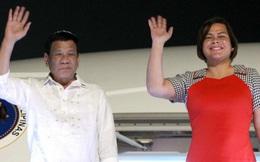 Tổng thống Philippines ủng hộ con gái, võ sĩ Pacquiao lên kế nhiệm