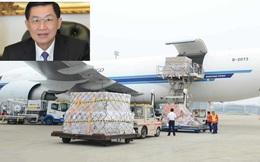 """""""Vua hàng hiệu"""" Johnathan Hạnh Nguyễn xin lập hãng hàng không vận tải vốn 100 triệu USD"""