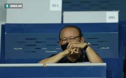 Cùng trợ lý đi do thám, HLV Park Hang-seo đăm chiêu khi Indonesia cầm hòa Thái Lan