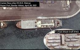 Bất ngờ lý do Iran đưa tàu chiến đến Venezuela: Bí mật nằm trong khoang chứa hàng