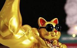 Cư dân mạng đang rần rần săn tìm tượng mèo hình thù kỳ dị này: Vì sao 'hot' đến vậy?