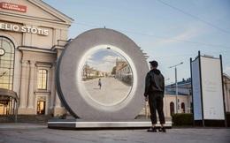 """Lithuania và Ba Lan xây dựng """"cổng thần kỳ"""" kết nối hai thành phố cách nhau 600km"""