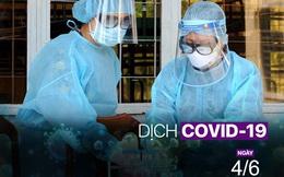 Thêm 1 bệnh nhân tử vong liên quan đến COVID-19, là nam ở Hải Dương