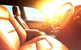 Những cách tránh nóng cho xế cưng khi dừng, đỗ xe