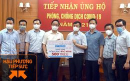 Món quà 1 tỷ đồng gửi Bắc Giang, Bắc Ninh và lời nhắn gửi ấm áp từ phương Nam