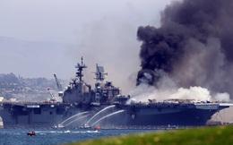 """Nếu xung đột với Trung Quốc nổ ra, ai đủ can đảm lao vào """"lửa đạn"""" cứu tàu chiến Mỹ?"""