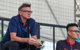 U19 Việt Nam nói lời chia tay với HLV Philippe Troussier