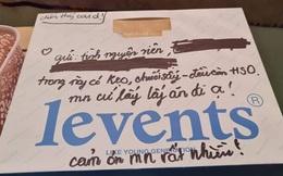 Góc cute xỉu: Sinh viên Ký túc ĐHQG ghi vài lời ấm lòng trước khi rời đi nhường chỗ cho người đến cách ly