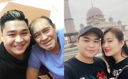 Con trai Duy Phương bị cha tố thờ ơ, cưới vợ hơn 8 tuổi có cuộc sống ra sao?