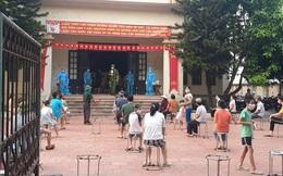 Thứ trưởng Bộ Y tế: Xét nghiệm đóng vai trò quyết định trong dập dịch Covid-19 ở Bắc Ninh