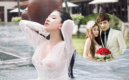 Vợ cũ Hồ Quang Hiếu gây chú ý khi tung loạt ảnh gợi cảm