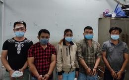 Lời khai của nhóm chích điện cô gái, đạp ngã xe máy để cướp ở Sài Gòn