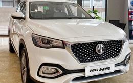 MG HS giảm giá sốc gần 200 triệu trong thời gian ngắn, cạnh tranh Honda CR-V với giá ngang HR-V