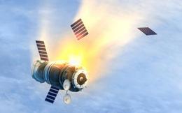 Trung Quốc thủ vũ khí laser trên trạm Thiên Cung, Mỹ 'cười nhạt' - chiến tranh không gian lần thứ nhất?!