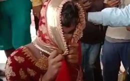 Chàng trai giả làm cô dâu lẻn vào đám cưới bạn gái cũ