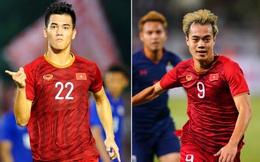 """TRỰC TIẾP Việt Nam vs Indonesia: Cất Công Phượng, HLV Park Hang-seo dùng cặp """"song sát"""" Tiến Linh - Văn Toàn"""