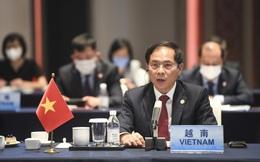Việt Nam sẽ tiếp tục xây dựng Bộ Quy tắc Ứng xử ở Biển Đông