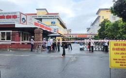 Một cán bộ Bệnh viện tỉnh Hà Tĩnh nhiễm Covid-19, toàn bộ bệnh viện bị phong tỏa
