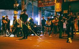 Truy đuổi kẻ cướp giật, 2 cô gái va chạm với xe ô tô ở Sài Gòn