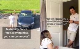 Vợ sắp cưới nhắn tin cho nhân tình, anh chàng không tức giận, còn có hành động đầy ngỡ ngàng