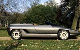 """Những chiếc xe concept kỳ quặc của thập niên 1980 – Phần 2: """"Thần mặt trời"""" Lamborghini Athon"""