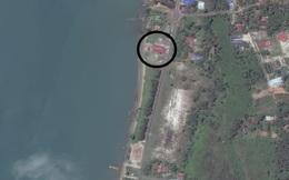 """Ảnh vệ tinh """"lật mặt"""" căn cứ quân sự bí mật của Trung Quốc ở Campuchia?"""