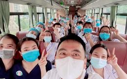 """Nghệ An cử """"đội quân tinh nhuệ"""" chi viện cho tâm dịch Hà Tĩnh"""