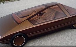 """Những chiếc xe concept kỳ quặc của thập niên 80: Phần 1 - """"Kim tự tháp"""" Citroën Karin"""