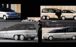 """Những chiếc xe concept kỳ quặc của thập niên 80 – Phần 3: Xe """"hai trong một"""" Plymouth Voyager III"""