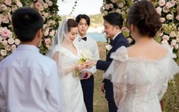 Đám cưới đặc biệt, không khách mời của Hoa hậu Thu Hoài với chồng kém 10 tuổi