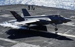 """Tiết lộ lý do tiêm kích F-35C là """"ngôi sao"""" trong kế hoạch của Hải quân Mỹ"""
