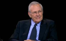 Cựu Bộ trưởng Quốc phòng Mỹ Rumsfeld qua đời ở tuổi 88