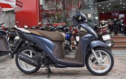 Honda Vision, AirBlade và loạt xe số Honda Wave Alpha, Future có giá mới từ hôm nay 1/7